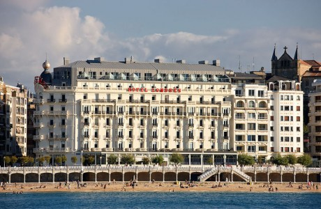 Hotel Londres, San Sebastián