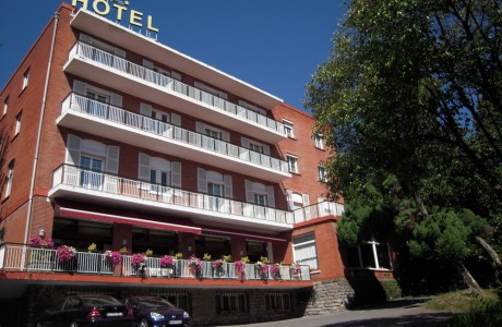 Hotel Alcázar - Irún